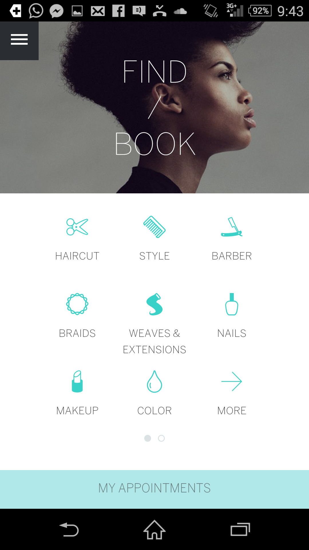 5 Mobile Phone Apps For Hair Curly By Nature